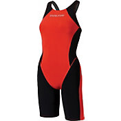 Dolfin Women's Platinum 2 Pro Color Block Kneeskin Suit