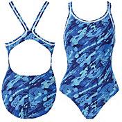 Dolfin Women's DBX Back Print Swimsuit