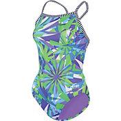 Dolfin Women's Uglies Dazzle V-2 Back Swimsuit