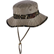 Dorfman Pacific Mossy Oak Men's Camo Trim Bucket Hat
