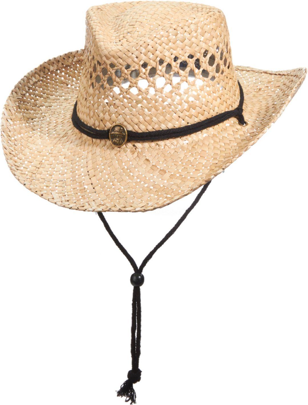 6d6c891d22f8d Dorfman Pacific Panama Jack Men s Seagrass Outback Hat 1