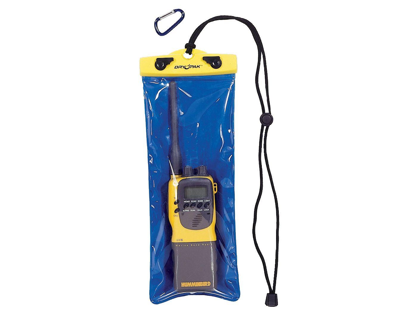 Dry Pak 5x12 VHF Radio Case