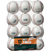 DICK'S Sporting Goods Official Practice T-Balls ? 12 Pack