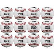 DICK'S Sporting Goods Leather Baseballs - 12 Pack