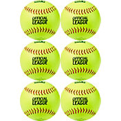 DICK'S Sporting Goods 11'' Practice Softballs ? 6 Pack