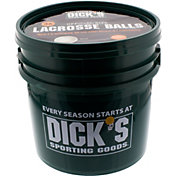 DICK'S Sporting Goods Bucket of 36 Lacrosse Balls
