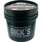 DICK'S Sporting Goods Bucket of 36 Lacrosse Balls