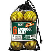 DICK'S Sporting Goods 6 Pack Lacrosse Balls