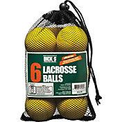 DICK'S Sporting Goods 6 Pack Lacrosse Balls