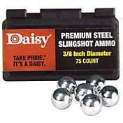 Daisy Premium 3/8'' Steel Slingshot Ammo - 75 Count