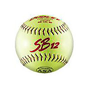 "Dudley 12"" ASA SB 12L Fastpitch Softball"