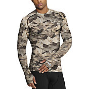 Duofold Men's THERMatrix Printed Crew Long Sleeve Shirt