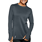 Duofold Women's Brushed Back Crew Long Sleeve Shirt