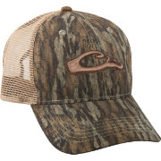 Drake Waterfowl Men's Raised Logo Mesh Hat