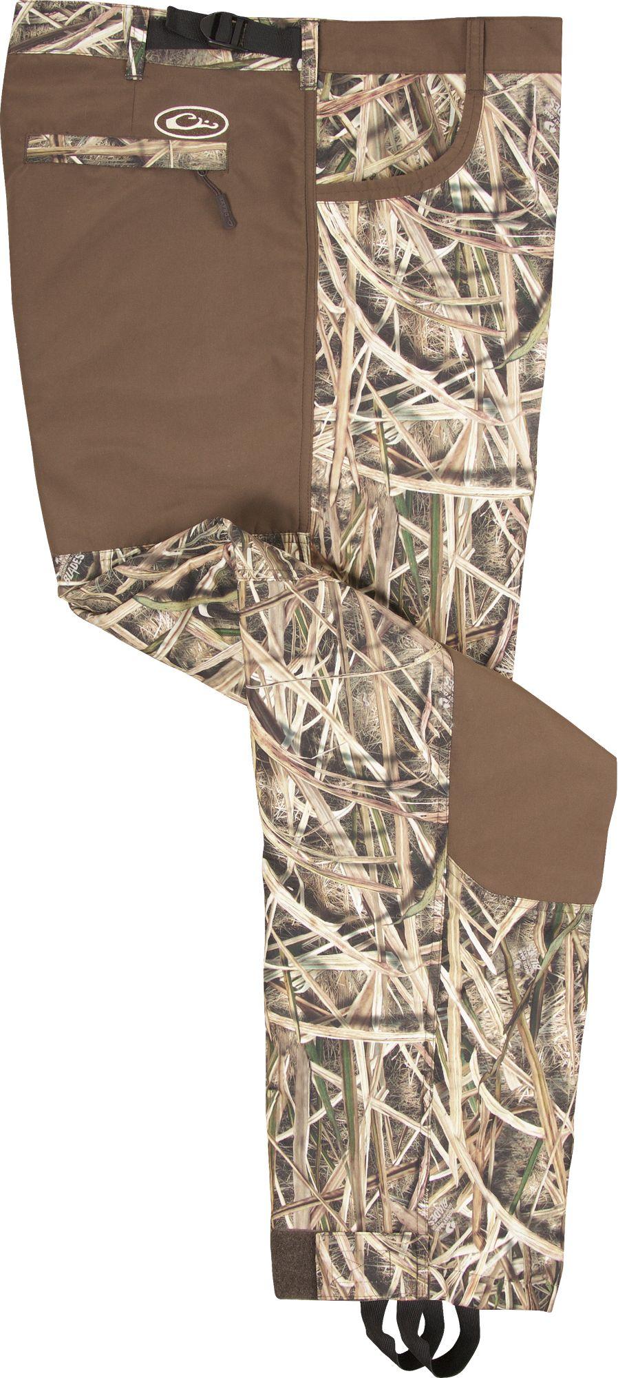 Drake Waterfowl Men's MST Jean Cut Under-Wader Pants 2.0, Size: XL, Brown thumbnail