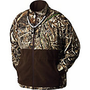 Drake Waterfowl Men's MST Eqwader Plus Full Zip Jacket