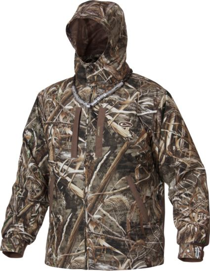 Drake Waterfowl Men's EST Heat-Escape Full Zip Jacket