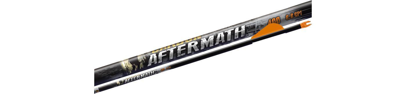 Easton Carbon Aftermath Arrows – 6 Pack