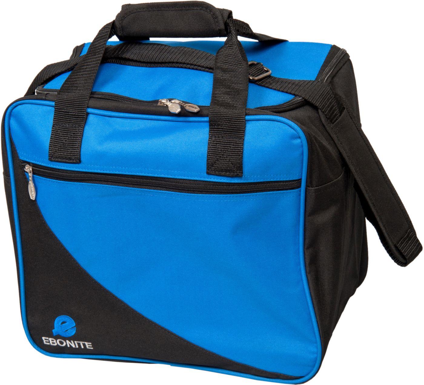 Ebonite Basic 1-Ball Shoulder Bowling Bag