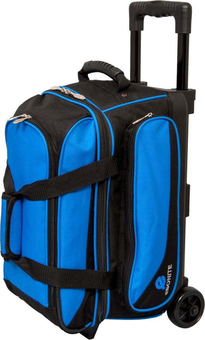 Ebonite Transport Ii 2 Ball Roller Bowling Bag