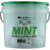 East Coast Dyes Mint Lacrosse Balls – 36 Ball Bucket