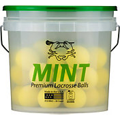 East Coast Dyes Mint Lacrosse Balls – 36 Ball Bucket