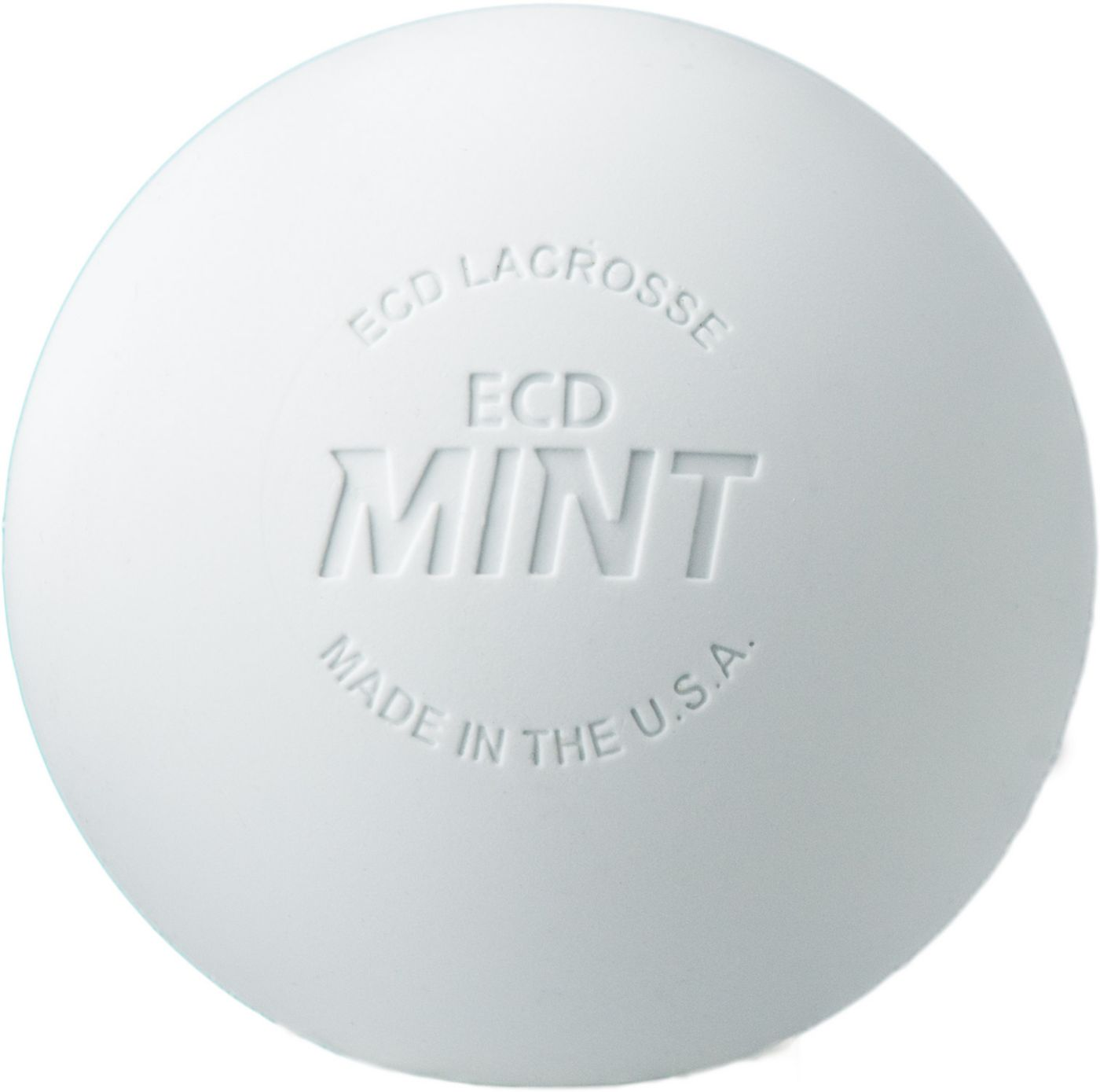 East Coast Dyes Mint Lacrosse Ball