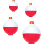Eagle Claw Snap-On Pink/White Float Assortment