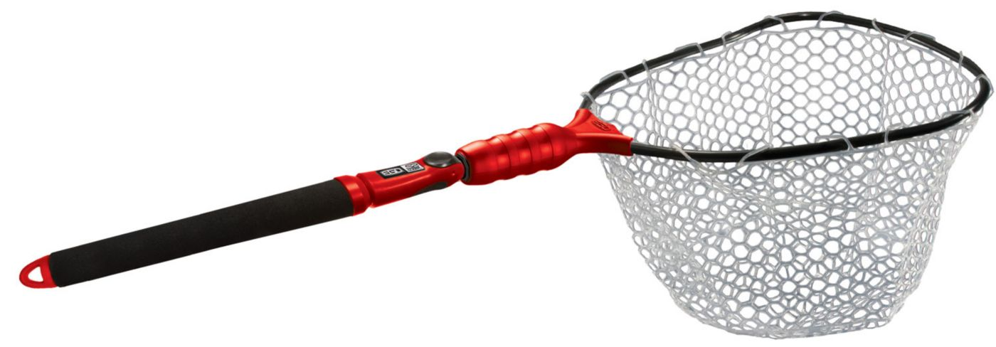 EGO S2 Compact Clear Rubber Fishing Net