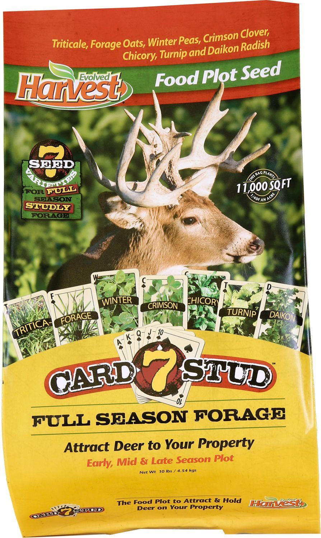 Evolved Harvest 7 Card Stud Food Plot Seed thumbnail
