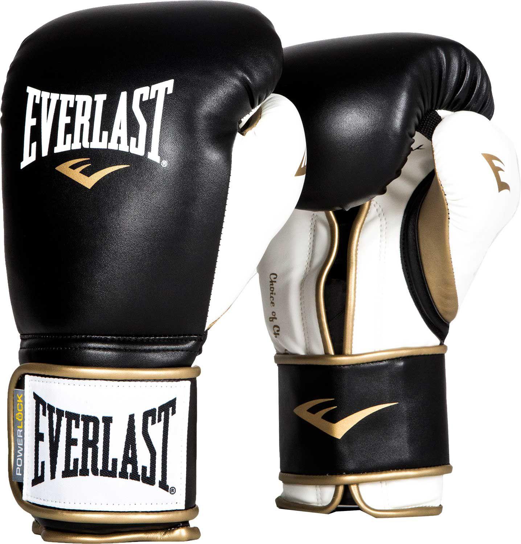 Shiv Naresh Teens Boxing Gloves 12oz: Everlast Powerlock Training Gloves