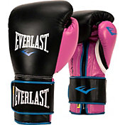 Pink boxing gloves best price guarantee at dicks product image everlast womens powerlock training gloves sciox Gallery