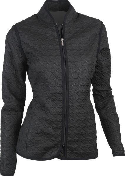 EP Pro Women's Houndstooth Embossed Jacket