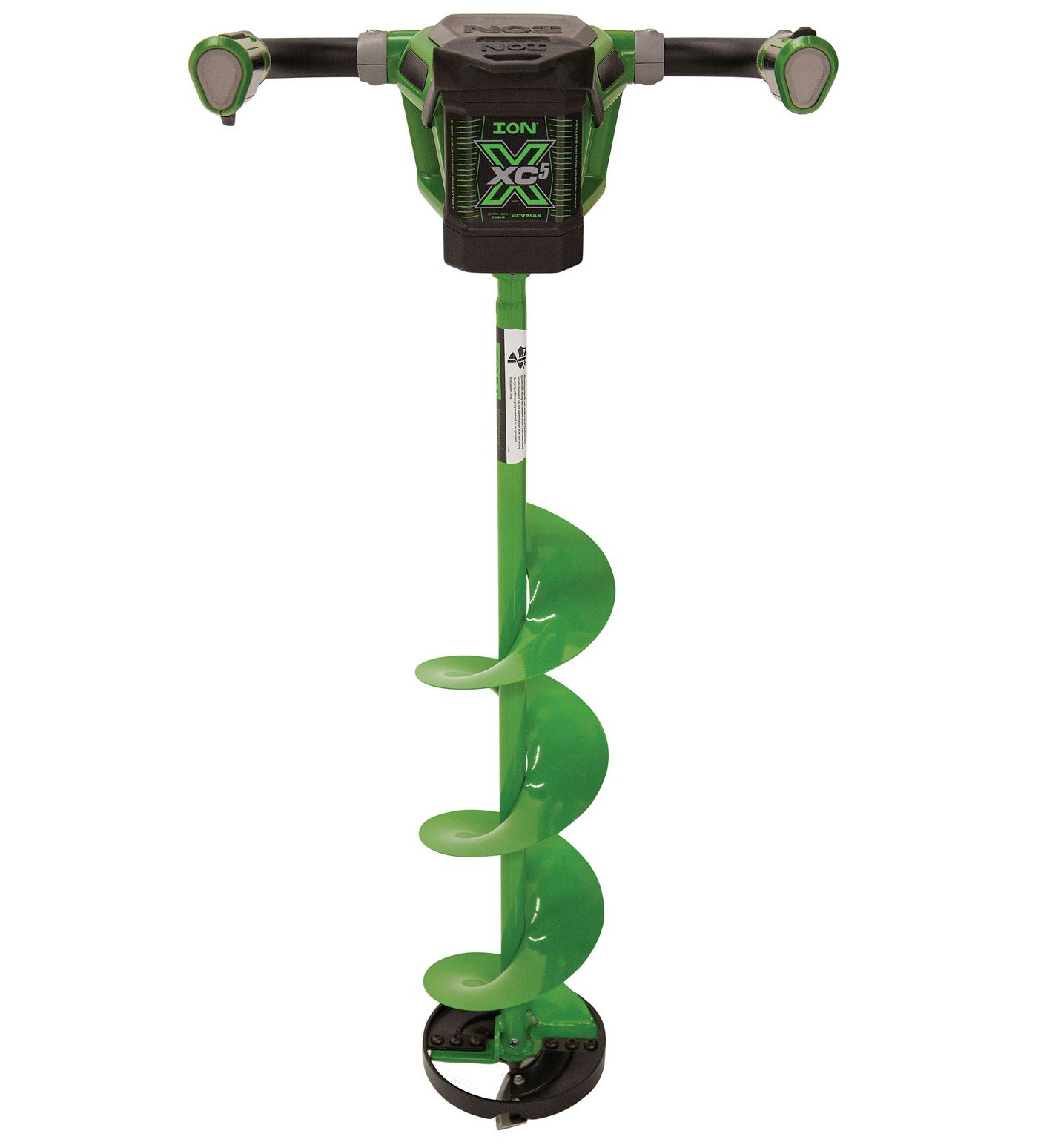 """ION 8"""" ION X Electric Ice Auger"""