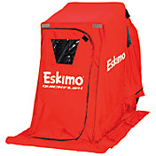Eskimo QuickFlip 1-Person Ice Fishing Shelter