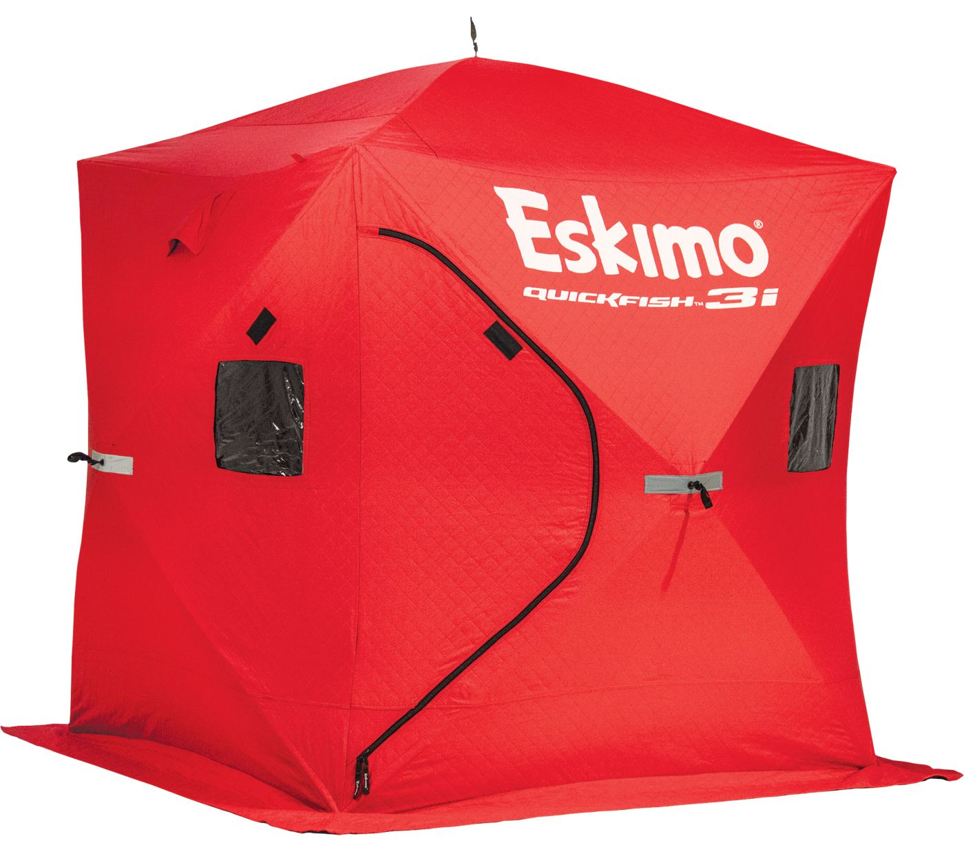 Eskimo Quickfish 3i Insulated 3-Person Ice Fishing Shelter