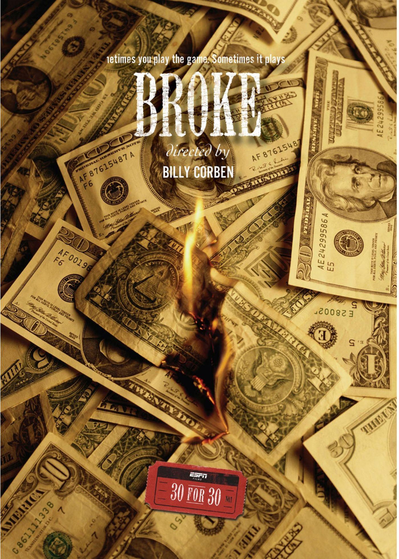 ESPN Films 30 For 30: Broke DVD | DICK'S Sporting Goods