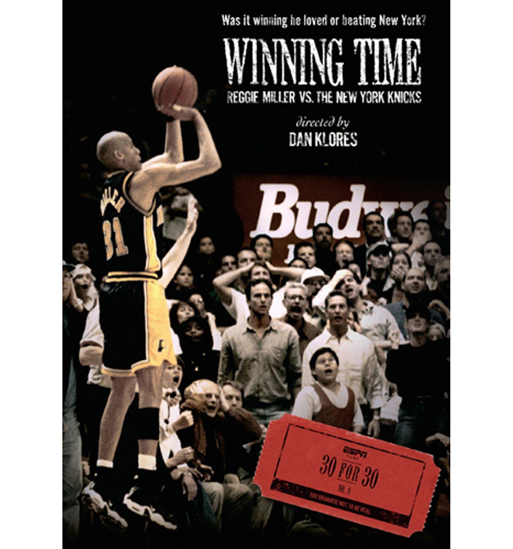 ESPN Films 30 for 30: Winning Time: Reggie Miller vs. The New York Knicks DVD