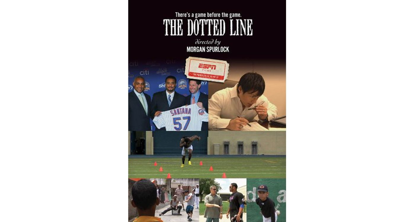 ESPN Films 30 for 30: The Dotted Line DVD