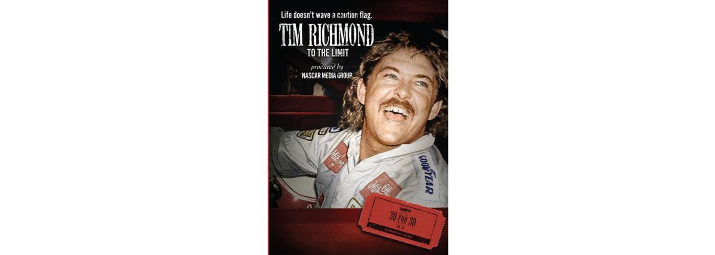 ESPN Films 30 for 30: Tim Richmond: To the Limit DVD