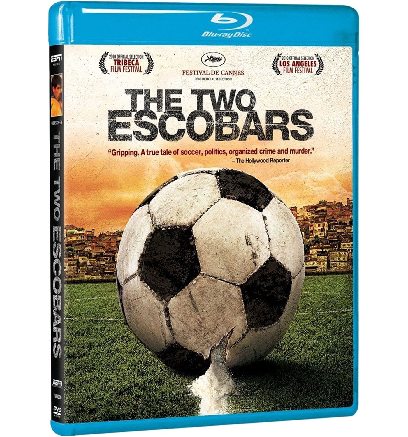ESPN Films 30 for 30: The Two Escobars Special-Edition [Blu-Ray]