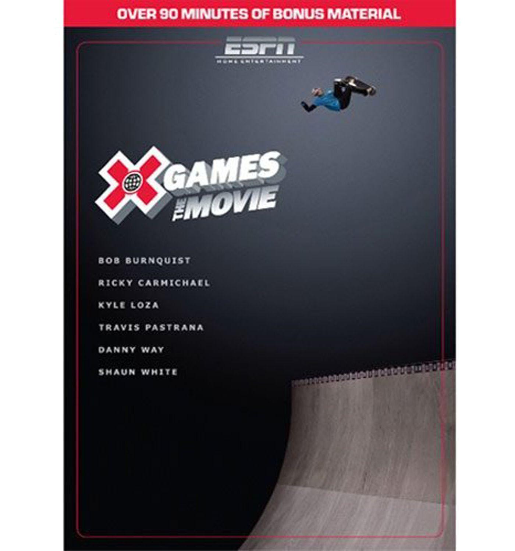 ESPN Films: X Games: The Movie DVD