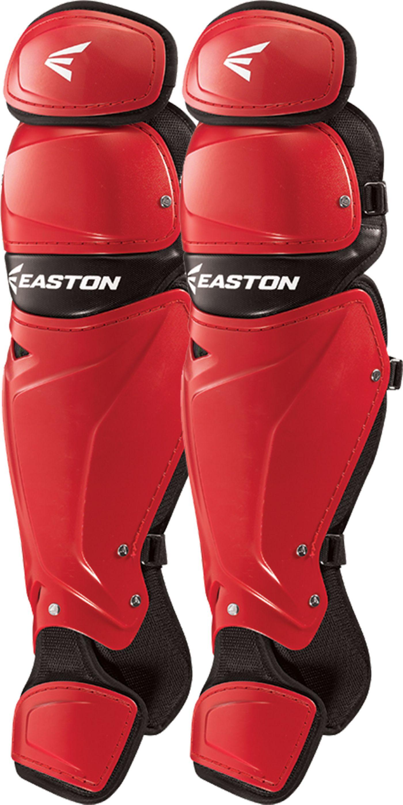 Easton Intermediate Mako Catcher's Leg Guards