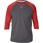 Easton Men's Raglan Crew Neck ¾ Sleeve Shirt