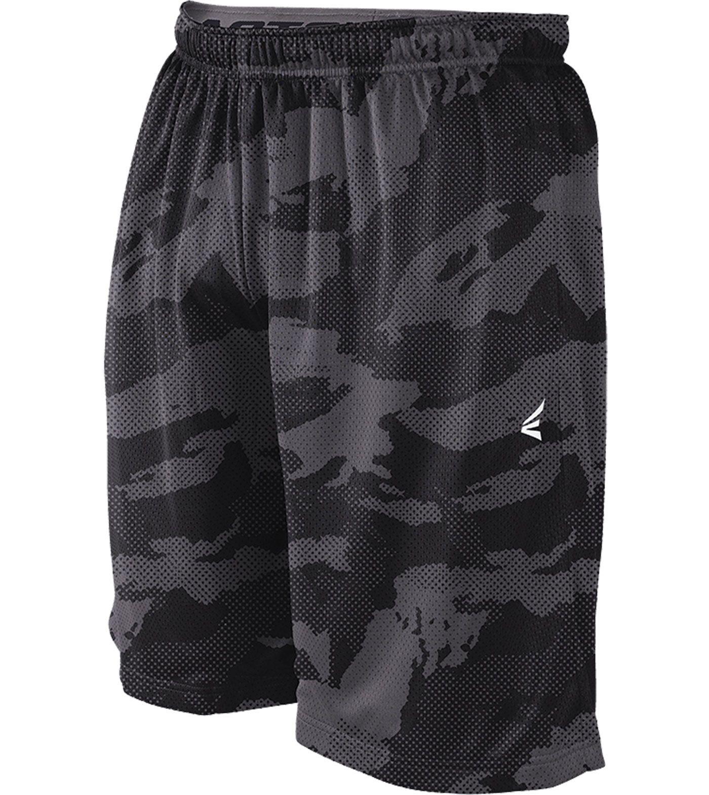 Easton Men's M5 Basecamo Mesh Baseball Shorts