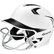 Easton Junior Z5 Two Tone Batting Helmet w/ Softball Facemask