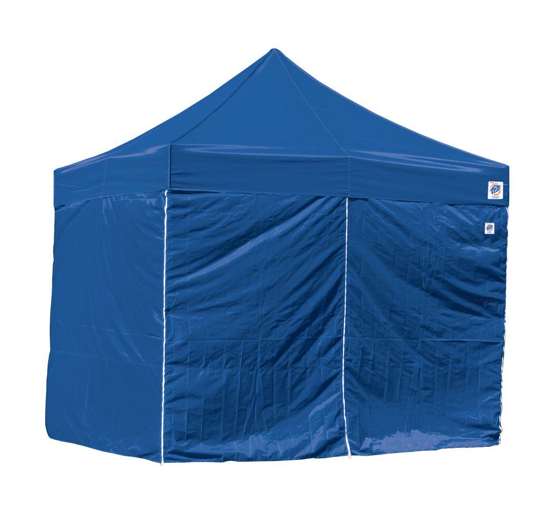 E Z Up 10 X Duralon Canopy Sidewall 4 Pack