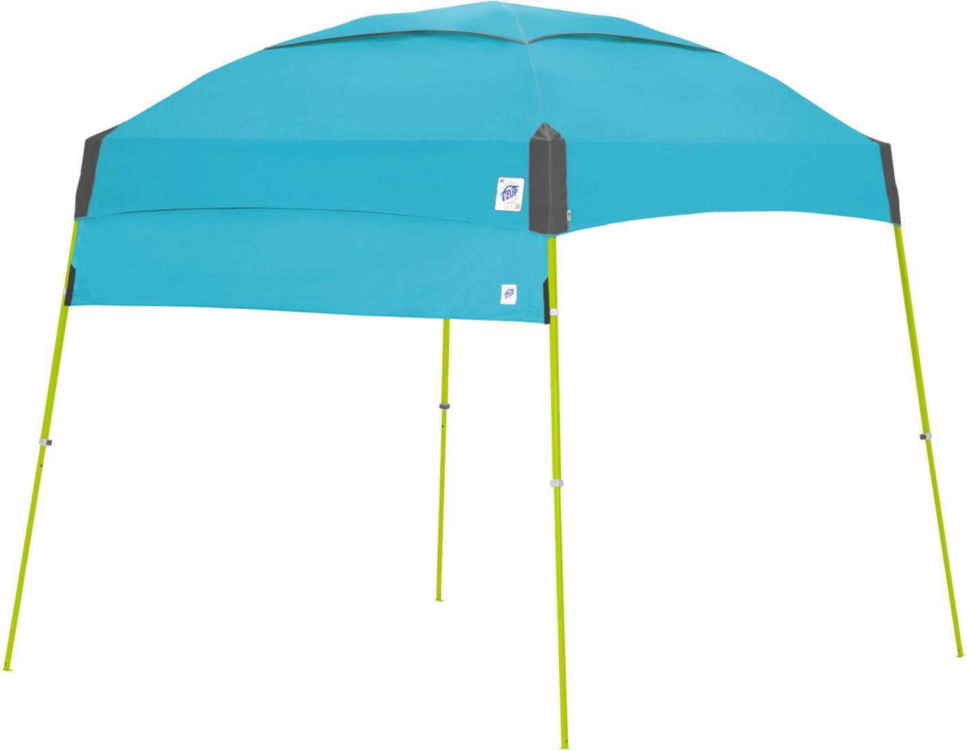 E-Z UP 10' Angle Leg Instant Half Wall