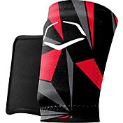 EvoShield Geo Batter's Wrist Guard in Red/Black