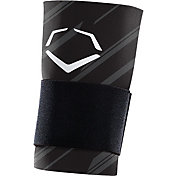 EvoShield Speed Stripe Batter's Wrist Guard w/ Strap in Black